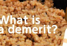 発芽玄米にデメリットはあるのか